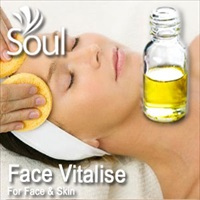Essential Oil Face Vitalise - 50ml - Click Image to Close